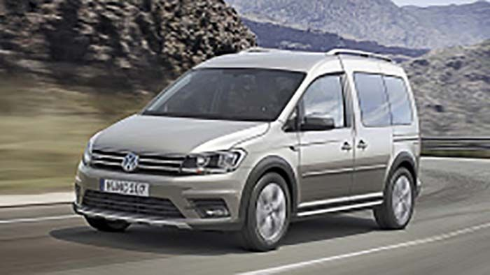 VOLKSWAGEN CADDY 4MOTION ALLTRACK/ BEACH