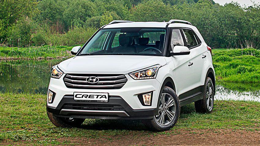 Выгодные условия на покупку Hyundai Creta в кредит от 3.5% в.