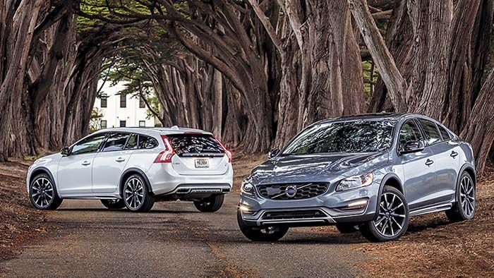 VOLVO V60/ S60 CROSS COUNTRY