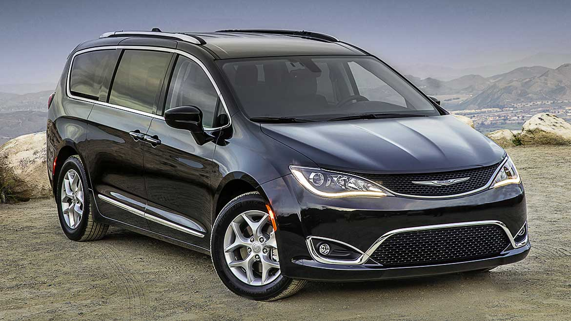 Chrysler Pacifica/ Pacifica Hybrid