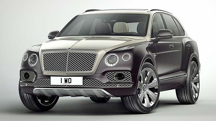 Bentley Bentayga Mulliner – ещё роскошней