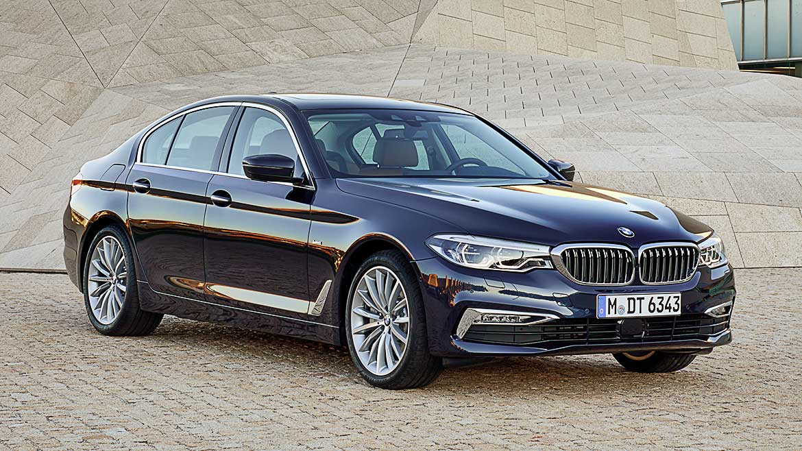 BMW New 5 Series (G30)