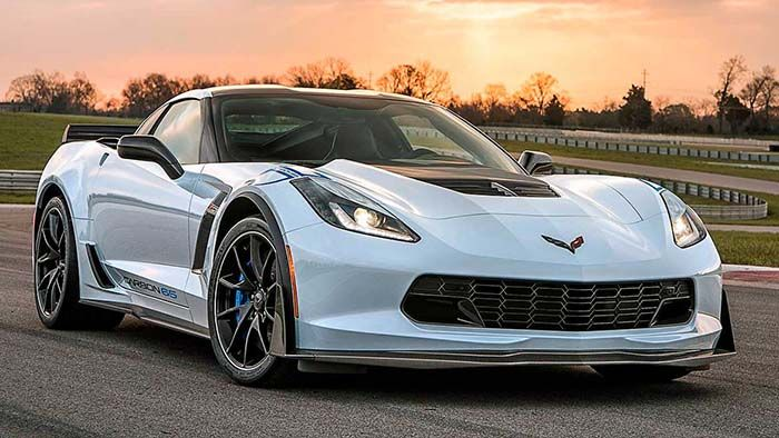 Chevrolet Corvette Carbon 65 Edition – дань памяти