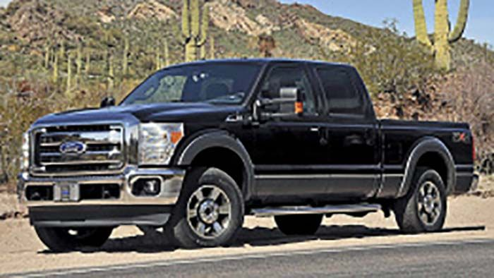 FORD F-SERIES SUPER DUTY MY'16
