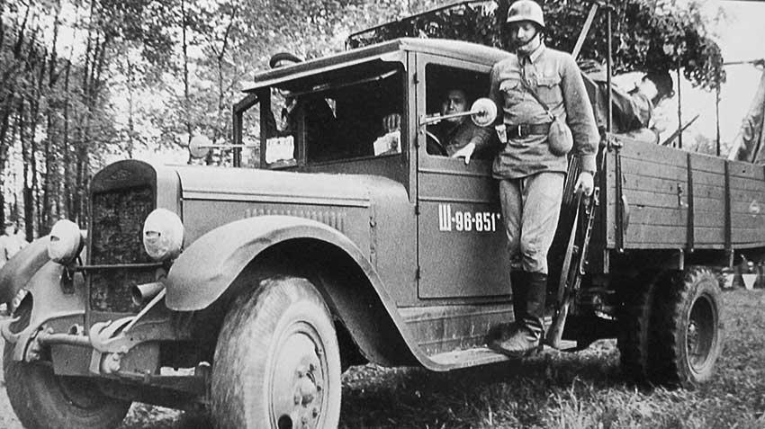 Военный автопром